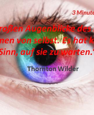 Spruch-des-Tages_Wilder_Augenblick