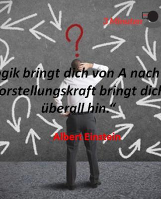 Spruch_des_Tages_Einstein_Logik