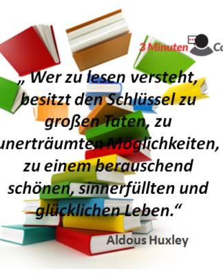 Spruch_des_Tages_Huxley_Lesen