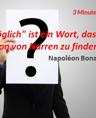 Spruch_des_Tages_Napoleon_Unmöglich