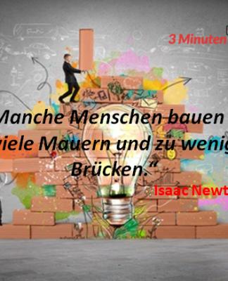 Spruch_des_Tages_Newton_Mauern