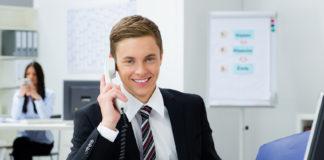 Telefonverkauf