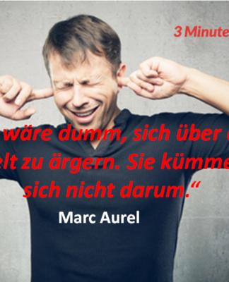 Spruch-des-Tages_Aurel_Ärgern
