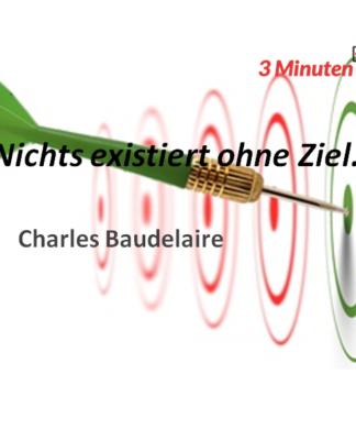 Spruch-des-Tages_Baudelaire_Ziel