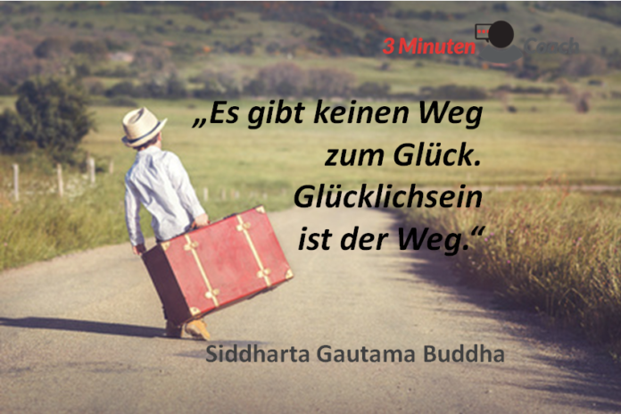 Spruch-des-Tages_Buddha_Glück