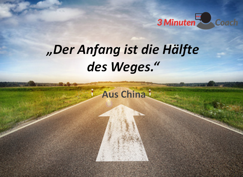 Spruch Anfang