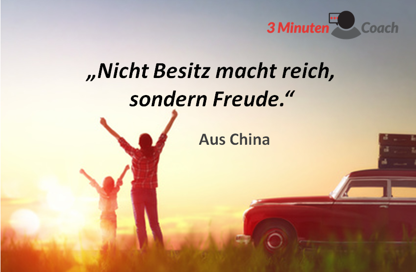 Motto Des Tages Habe Freude 3minutencoach