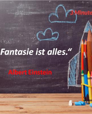 Spruch-des-Tages_Einstein_Phantasie