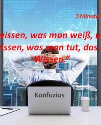 Spruch-des-Tages_Konfuzius_Wissen