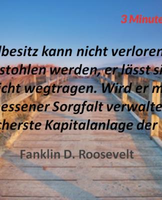 Spruch-des-Tages_Roosevelt_Grundbesitz