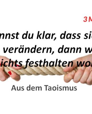 Spruch-des-Tages_Taoismus_Festhalten