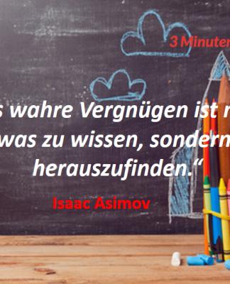 Spruch-des-Tages_Asimov_Wissen