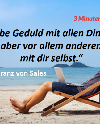Spruch-des-Tages_Sales_Geduld