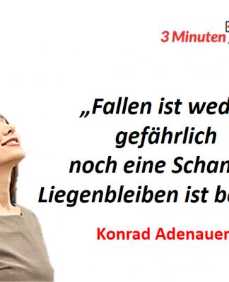 Spruch-des-Tages_Adenauer_Liegenbleiben