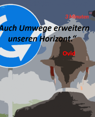 Spruch-des-Tages_Ovid_Umwege