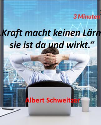 Spruch-des-Tages_Schweitzer_Kraft