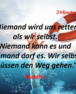Spruch-des-Tages_Buddha_Retten