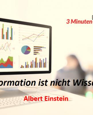 Spruch-des-Tages_Einstein_Information