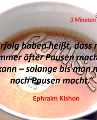 Spruch-des-Tages_Kishon_Pausen