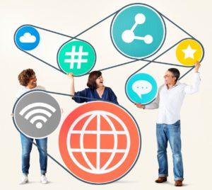 Soziale Medien für den Erfolg nutzen