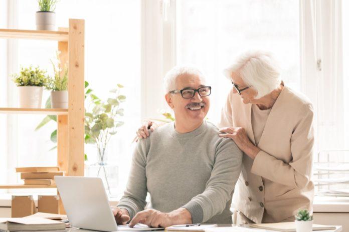 Der Einfluss von Technologie auf die mentale Gesundheit von Senioren